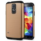Spigen SGP Slim Armor case Galaxy S5 Copper Gold