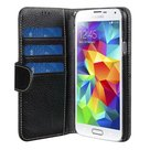Melkco Jacka Wallet case Samsung Galaxy S5 Black