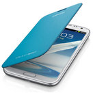 Samsung-Galaxy-Note-2-Flip-Cover-case-Blue