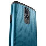 Spigen SGP Slim Armor case Galaxy S5 Metal Slate_9