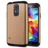 Spigen SGP Slim Armor case Galaxy S5 Copper Gold