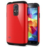 Spigen SGP Slim Armor case Galaxy S5 Red
