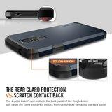 Spigen SGP Tough Armor case Galaxy S5 Copper Goud