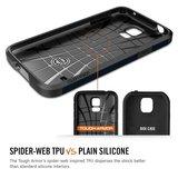Spigen SGP Tough Armor case Galaxy S5 Copper Gold_9