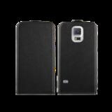 Muvit Slim Flipcase Samsung Galaxy S5 Zwart