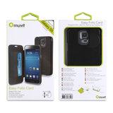 Muvit Easy Folio Flipcase Samsung Galaxy S5 Black_9