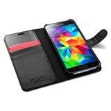 Spigen SGP Wallet case Samsung Galaxy S5 Black