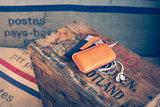 Mujjo Originals Wallet Samsung Galaxy S3 Grey/Brown_9