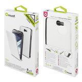 Muvit Slim Case Samsung Galaxy Note 2 White_9
