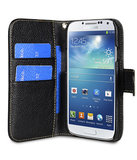 Melkco Jacka Wallet case Samsung Galaxy S4 Black_9
