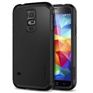 Spigen SGP Tough Armor case Galaxy S5 Black