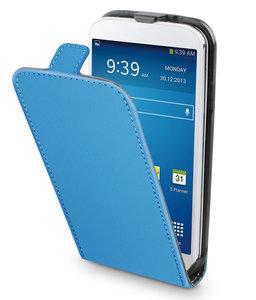 Muvit Slim Flipcase Samsung Galaxy S5 Blue