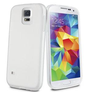 Muvit Minigel case Samsung Galaxy S5 White
