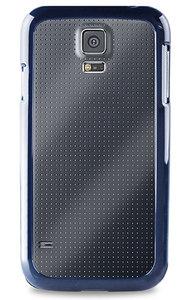Puro Clear Cover Galaxy S5 Blue