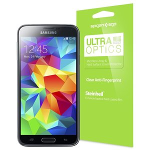 Spigen SGP Ultra Optics Galaxy S5 screenprotector