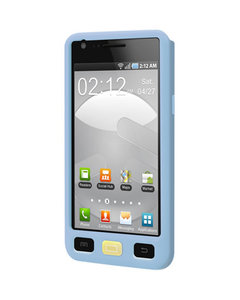 SwitchEasy Colors Samsung Galaxy S2 Baby Blue