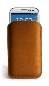 Mujjo Originals Sleeve Samsung Galaxy S3 Brown