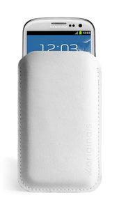 Mujjo Originals Sleeve Samsung Galaxy S3 White