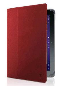 Belkin Leather Cinema Folio Samsung Galaxy Note 10.1  Red