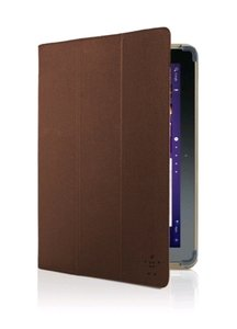Belkin TriFold Samsung Galaxy Note 10.1 Brown
