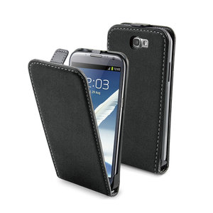 Muvit Slim Case Samsung Galaxy Note 2 Black