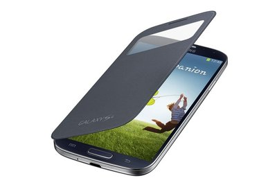 Samsung Galaxy S4 Flipcover View