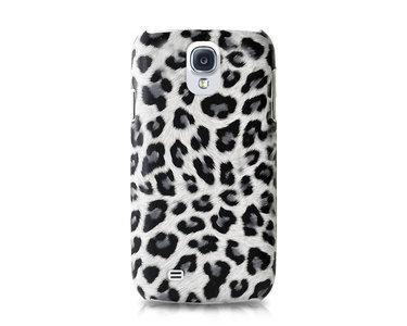 DS Styles Leopardo case Galaxy S4 Black