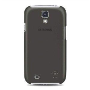 Belkin Shield Sheer Samsung Galaxy S4 Black