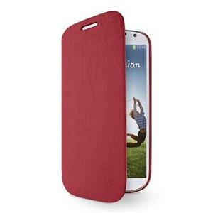 Belkin Signature Slim Folio case Samsung Galaxy S4 Red 1