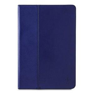 Belkin Multitasker Leather Folio Stripe Galaxy Tab 3 10.1 Blue