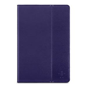 Belkin Multitasker Leather Folio Galaxy Tab 3 7 inch Blue