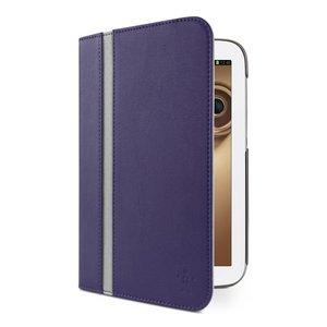 Belkin Cinema Leather Folio Stripe Galaxy Note 8 inch Blue