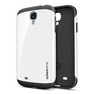 Spigen SGP Slim Armor case Galaxy S4 White
